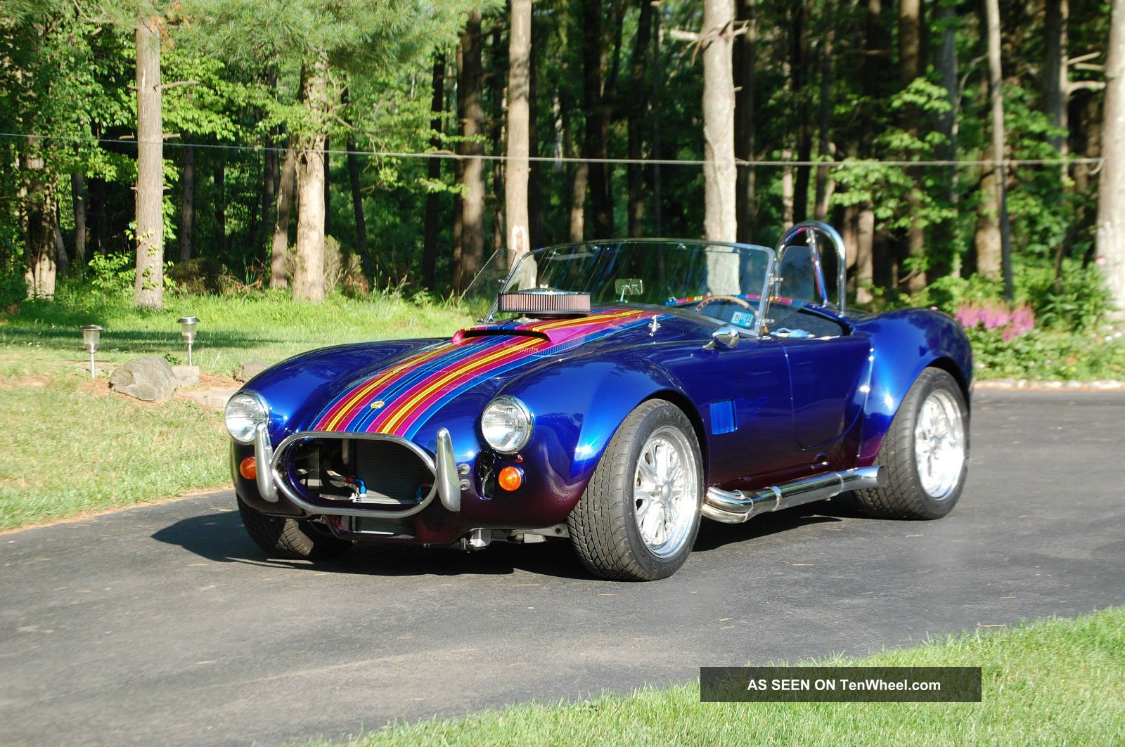 1990 Everett Morrison Shelby Cobra High Performance 510 Cubic Inch Doug Nash Replica/Kit Makes photo