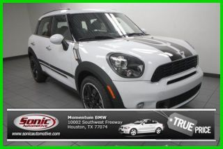 2014 Cooper S Turbo 1.  6l I4 16v Fwd Suv Premium photo