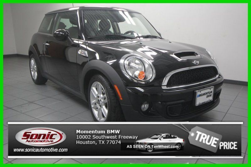 2013 Cooper S Turbo 1.  6l I4 16v Automatic Front - Wheel Drive Other photo
