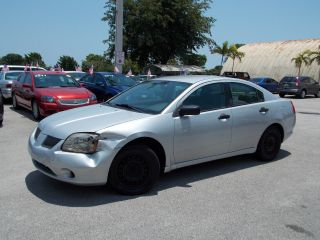 2005 Mitsubishi Galant 4 Doors Mechanic Special Needs Work Cheap photo