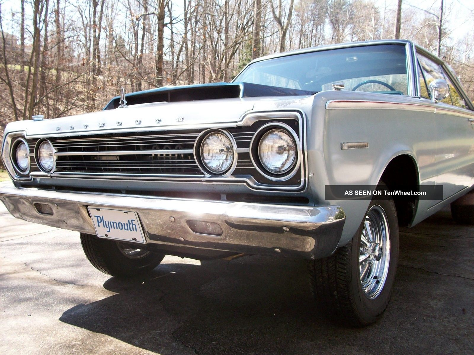 1967 Plymouth Belvedere 11 Collector Car Other photo