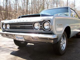 1967 Plymouth Belvedere 11 Collector Car photo