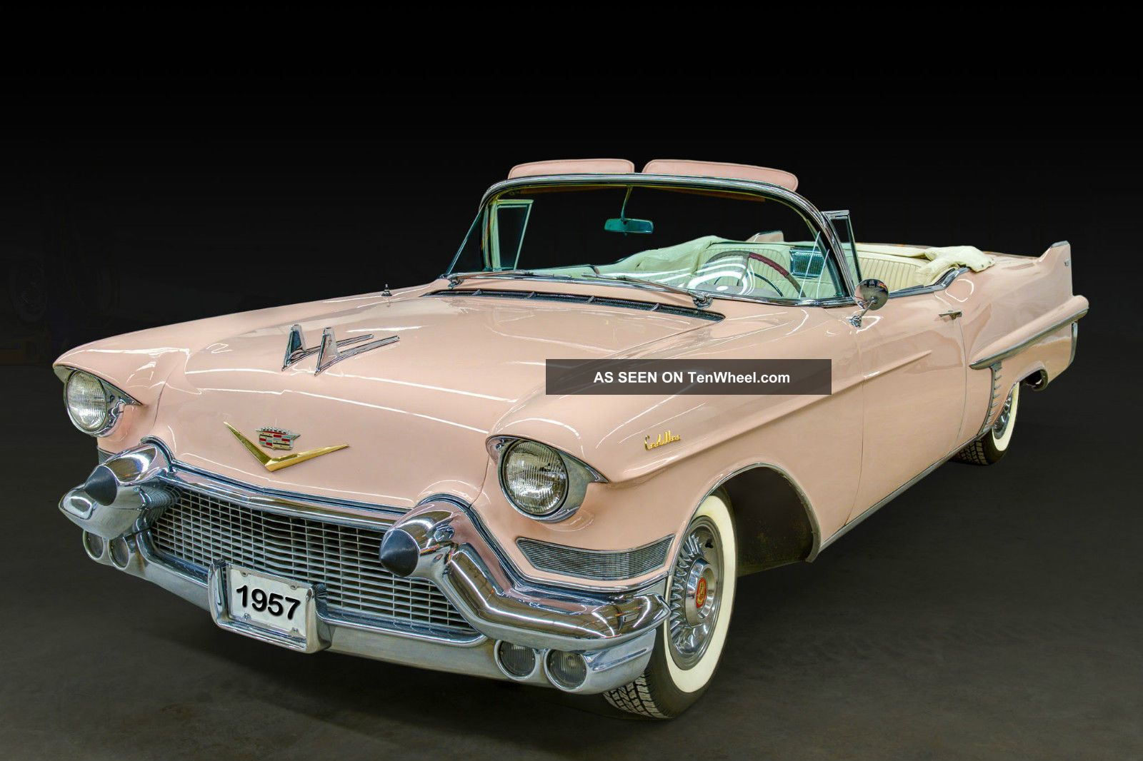 1957 Cadillac Series 62 Convertible Other photo