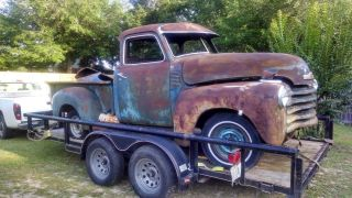 1947 Chevy Chevrolet Five Window Truck photo