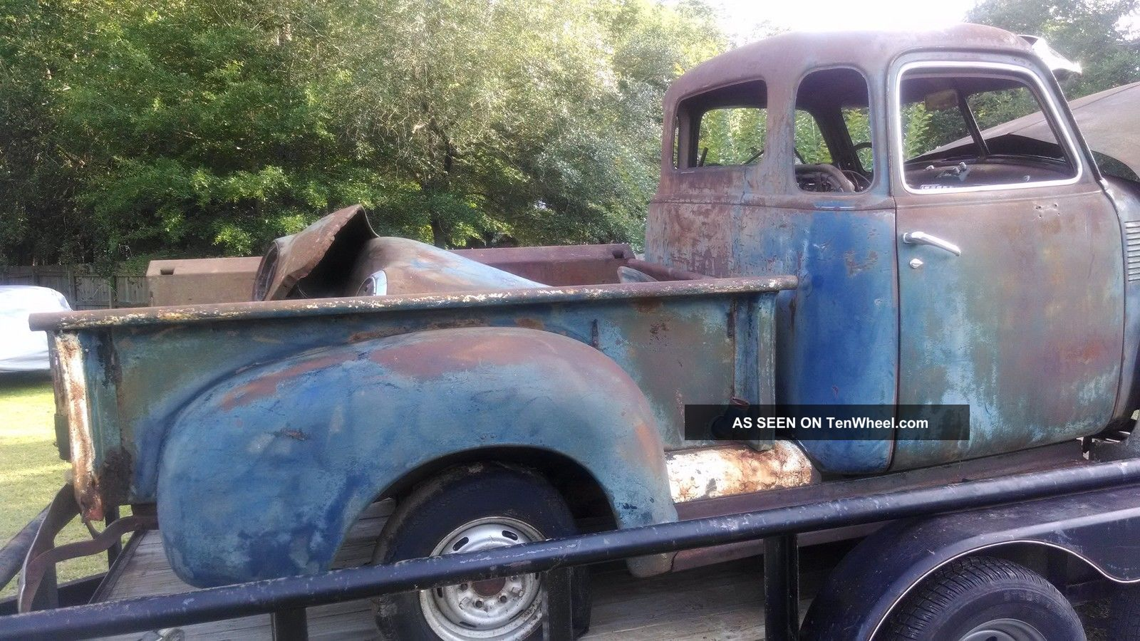 1947 chevy chevrolet five window truck for 1947 chevy 5 window pickup
