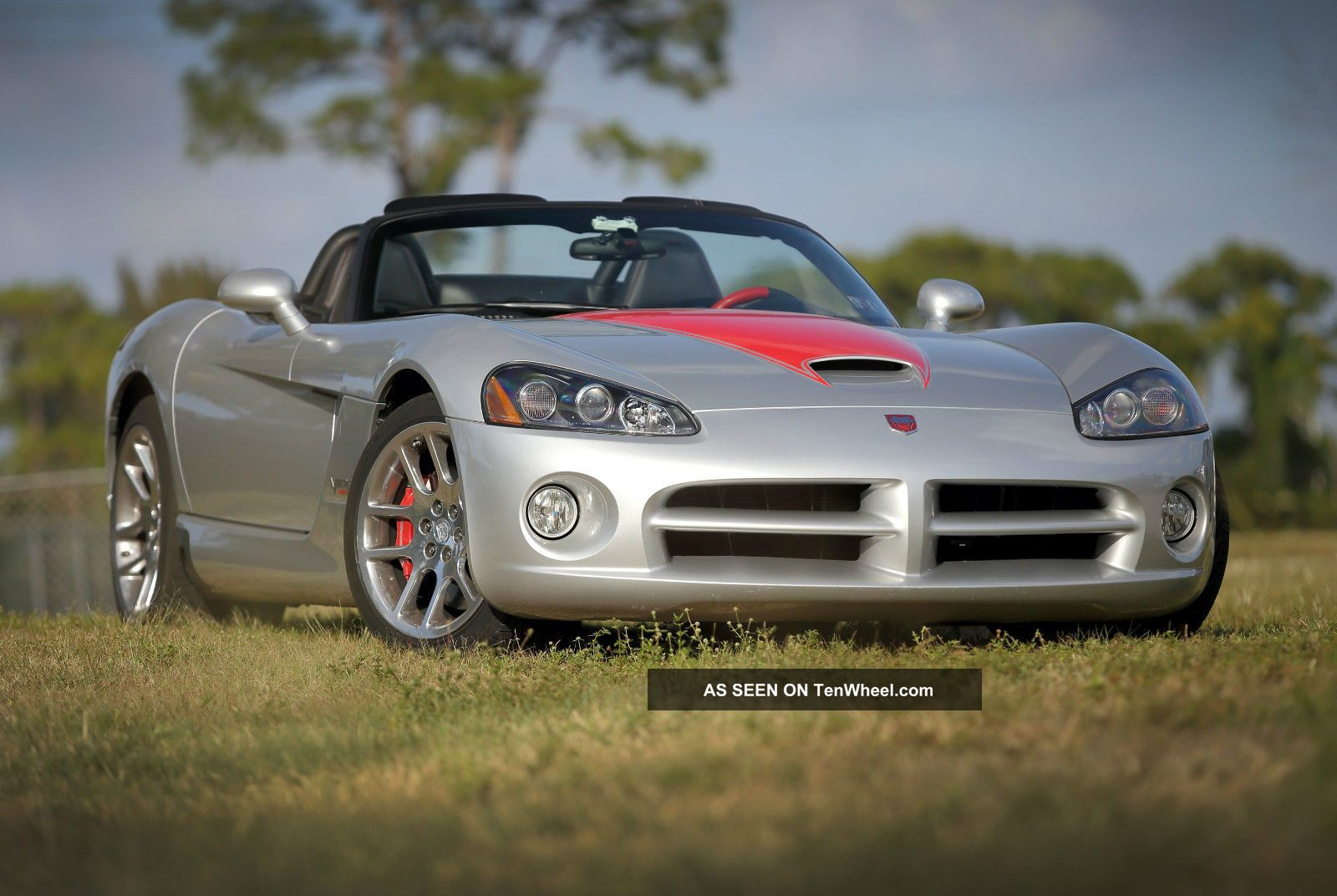 2005 Dodge Viper Mamba Edition Srt - 10 Convertible 2 - Door 8.  3l Viper photo