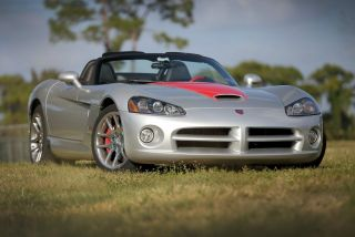 2005 Dodge Viper Mamba Edition Srt - 10 Convertible 2 - Door 8.  3l photo
