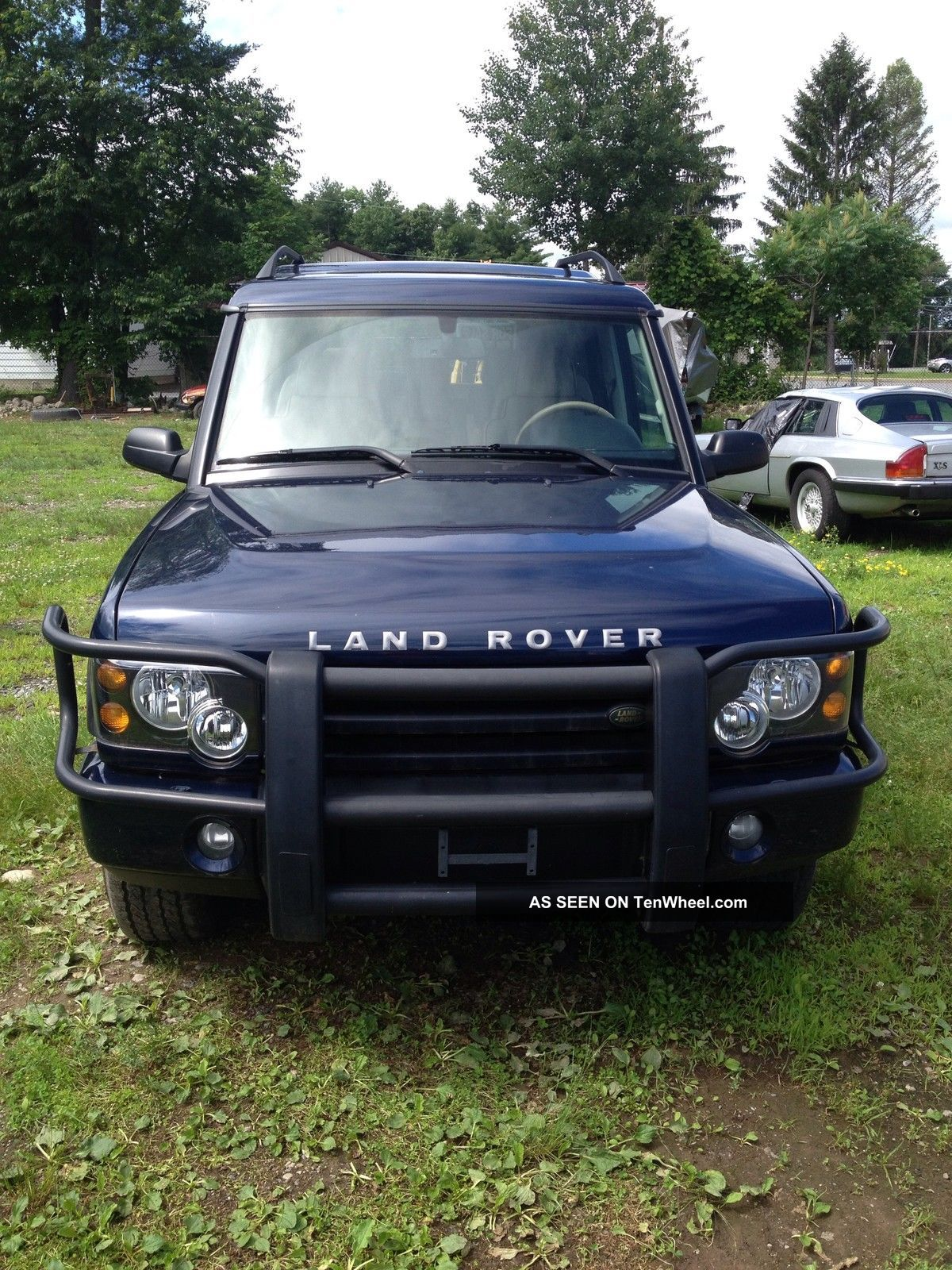 2003 land rover discovery se sport utility 4 door 4 6l. Black Bedroom Furniture Sets. Home Design Ideas