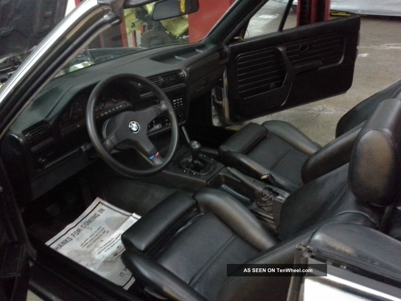 1989 bmw 325i convertible 5 speed manual transmission. Black Bedroom Furniture Sets. Home Design Ideas