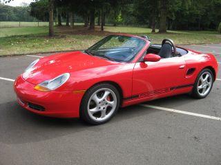 2002 Porsche Boxster S photo