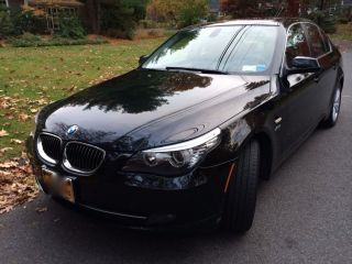 2010 Bmw 528xi,  Black, ,  Gorgeous photo