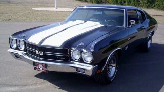 1970 Chevelle Ss 396 4 Speed 2 Build Sheet Numbers Matching photo