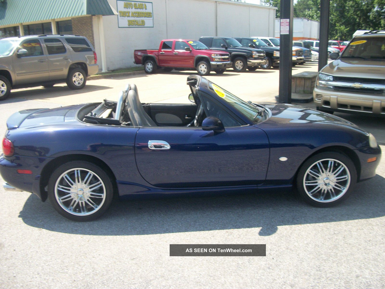 2003 mazda miata convertible. Black Bedroom Furniture Sets. Home Design Ideas