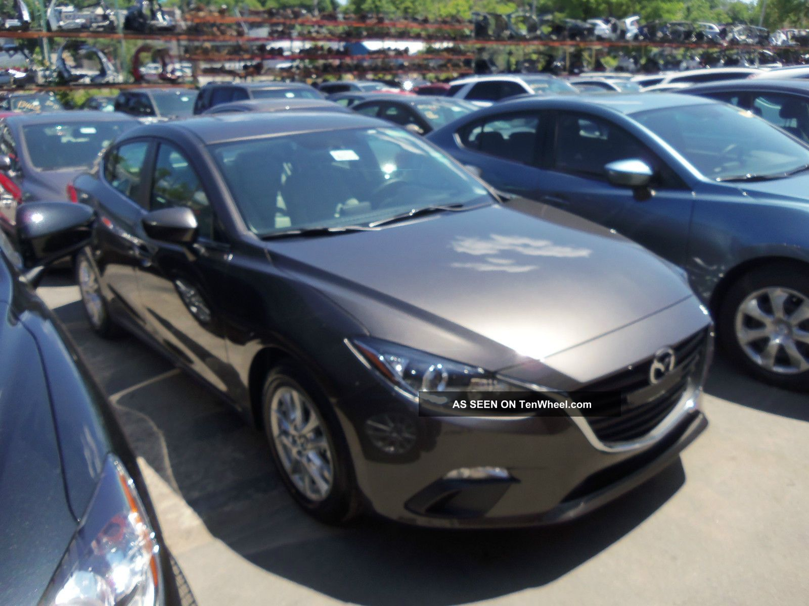 2014 Mazda 3i Touring Mazda3 photo