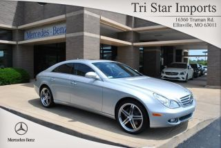 2007 Cls550 5.  5l V8 32v Automatic Rear - Wheel Drive Coupe Premium photo
