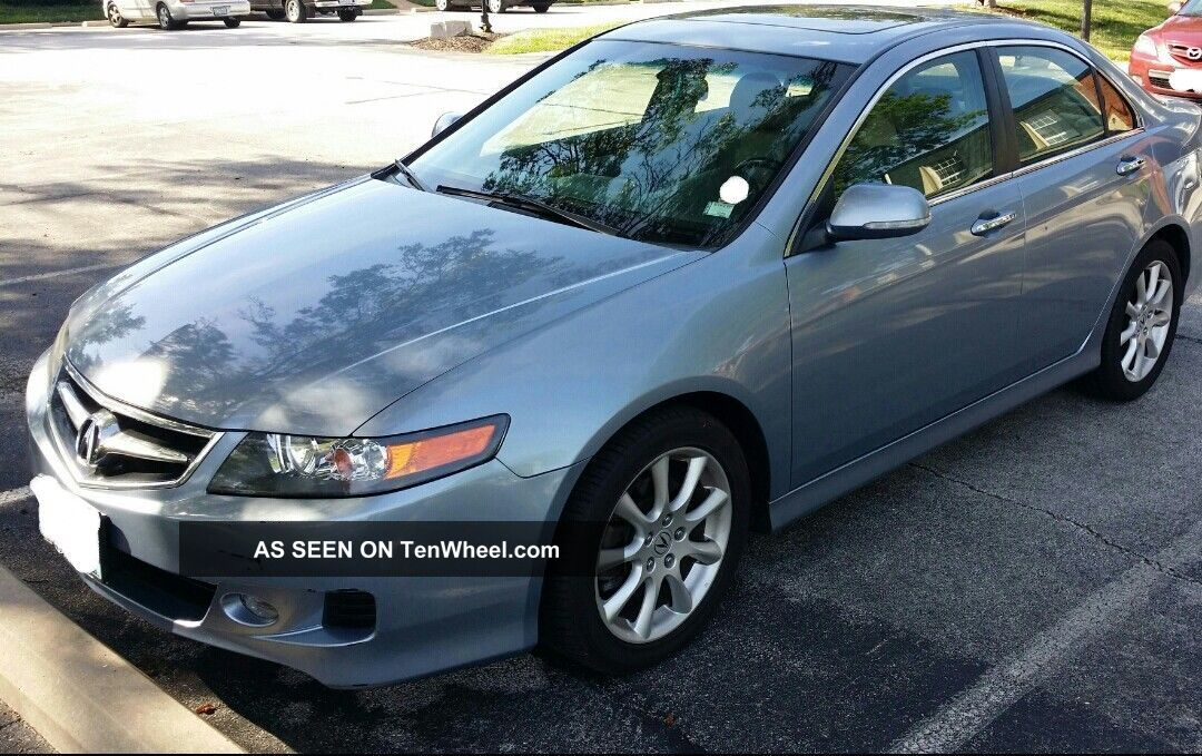 2006 Acura Tsx Base Sedan 4 - Door 2.  4l TSX photo