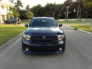 2012 Dodge Durango R / T Sport Utility 4 - Door 5.  7l photo