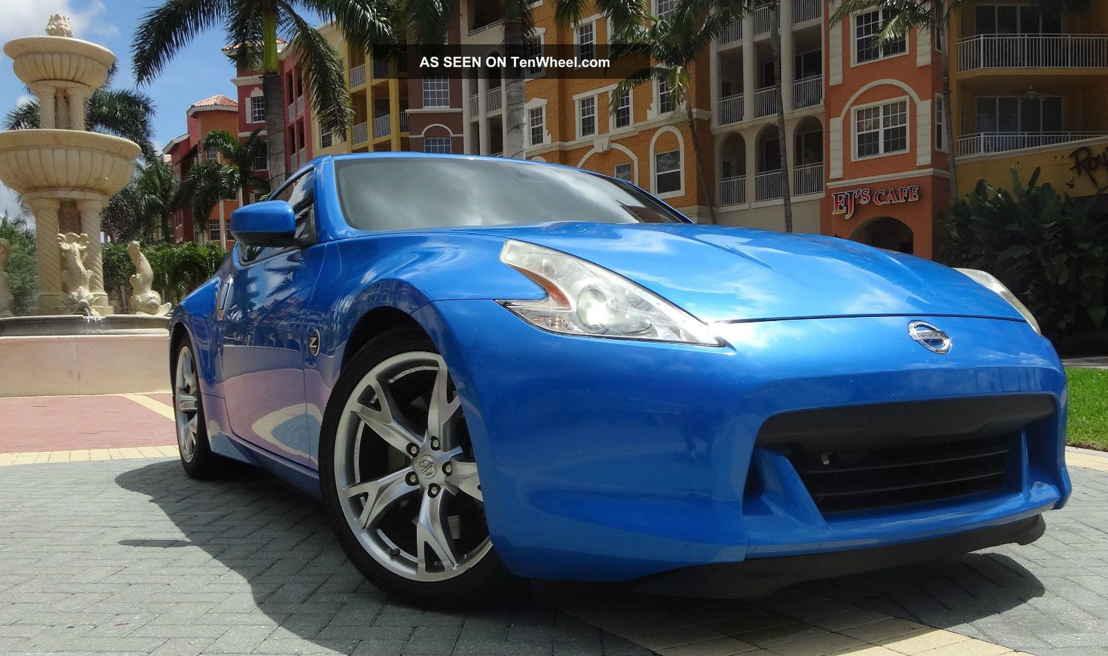 2009 nissan 370z touring coupe 2 door 3 7l 6 speed manual transmission - Nissan 370z touring coupe ...