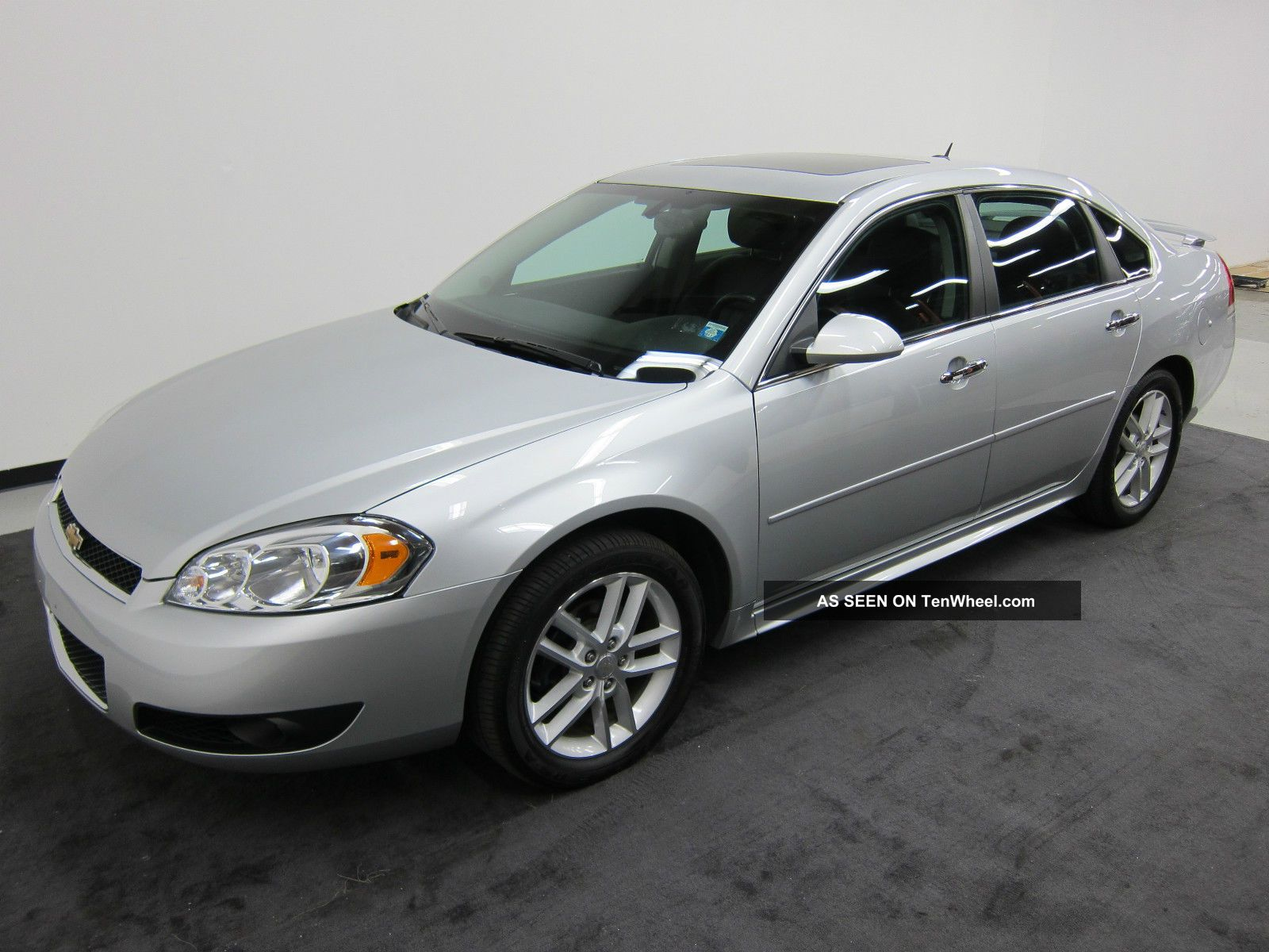 2012 chevrolet impala ltz 4dr sedan specs autos post. Black Bedroom Furniture Sets. Home Design Ideas