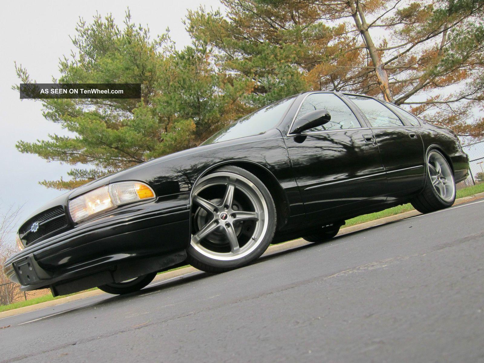 1995 Chevrolet Impala Ss Impala photo