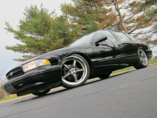 1995 Chevrolet Impala Ss photo