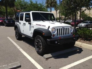 2013 Jeep Rubicon 10th Anniversary Edition photo