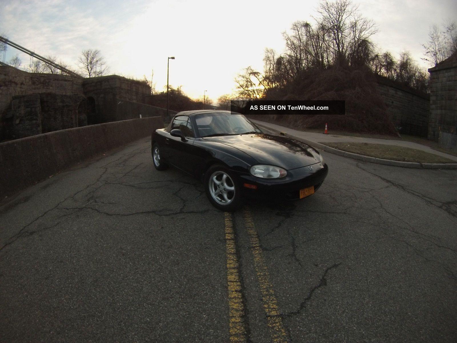 1999 Mazda Miata MX-5 Miata photo