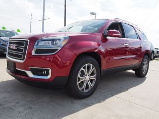 2014 Gmc Acadia Slt Sport Utility 4 - Door 3.  6l photo