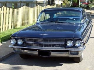 Classic 1962 Cadillac Fleetwood 60 Special - - In Great Shape photo