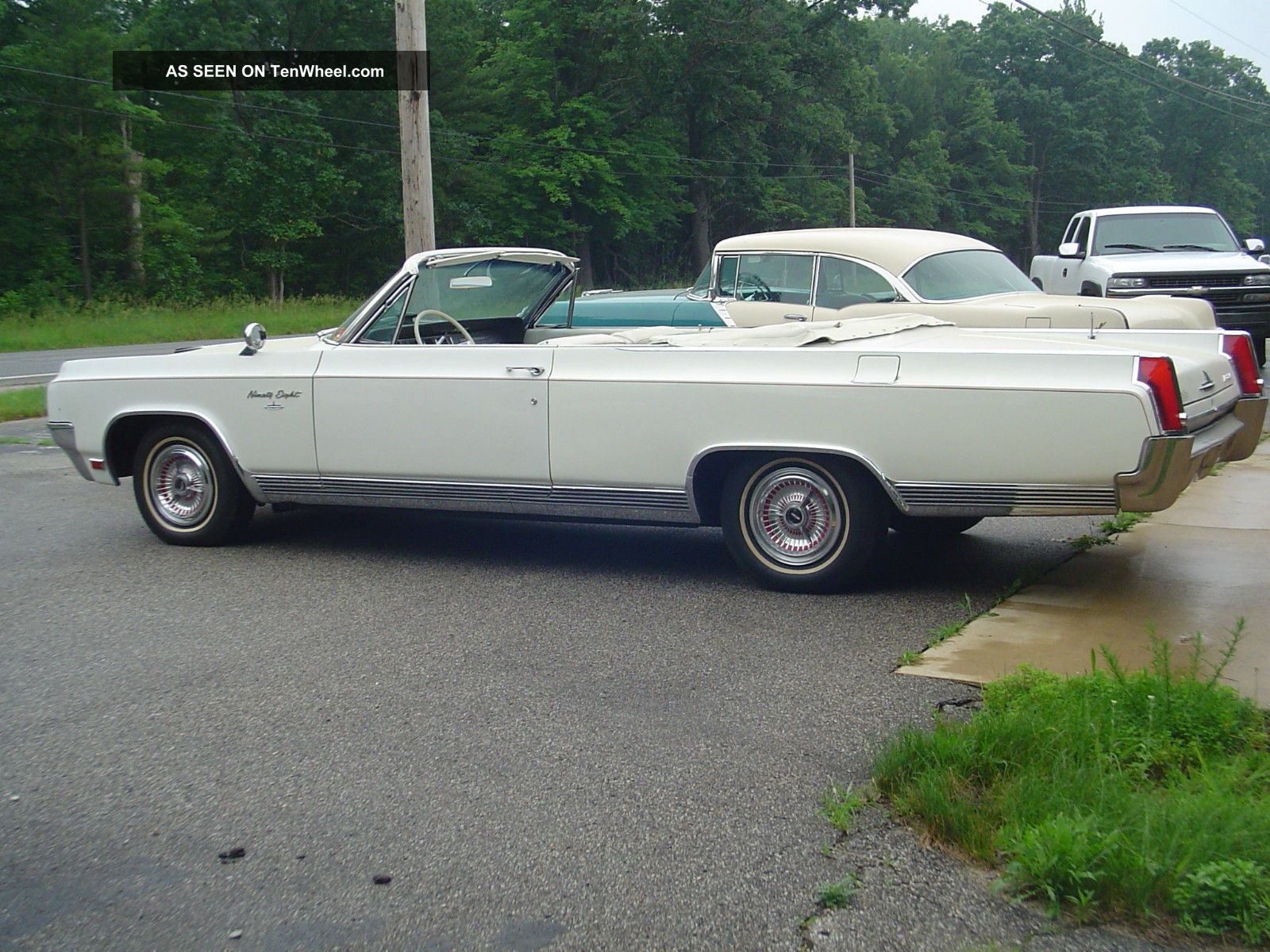 All / Unrestored 1963 Olds 98, ,  Drives Well,  Loaded Ninety-Eight photo