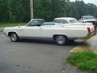 All / Unrestored 1963 Olds 98, ,  Drives Well,  Loaded photo