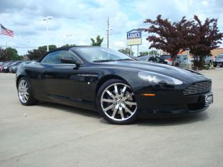 2006 Aston Martin Db9 Volante Convertible 2 - Door 6.  0l photo