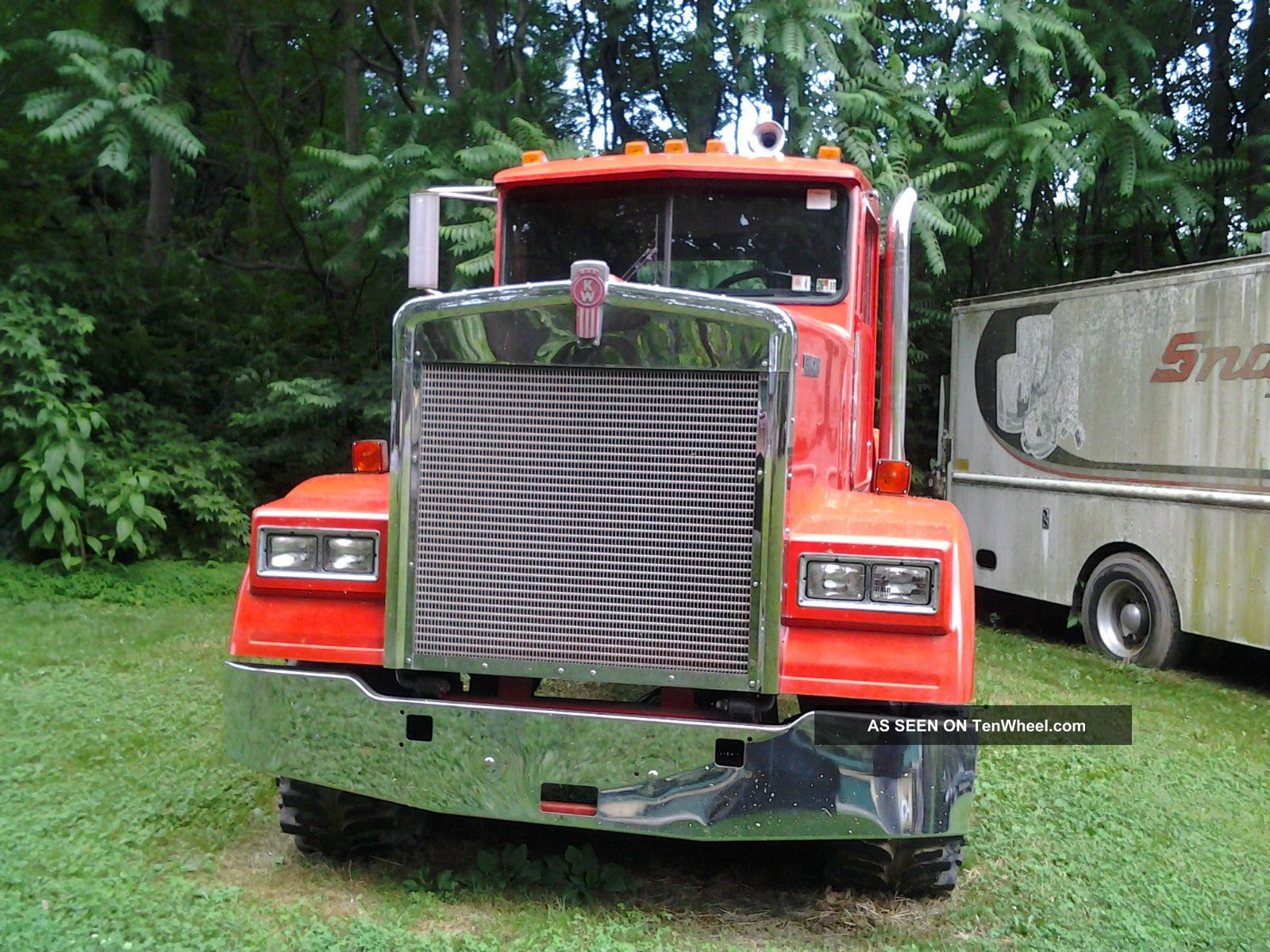 1967 Kenworth Monster Truck Automatic 4x4 Replica/Kit Makes photo