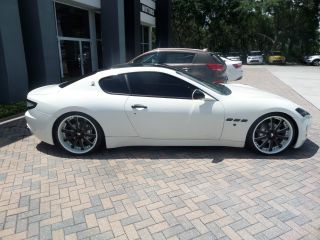 2008 Maserati Gran Tourismo Custom Wheels Looking Car photo