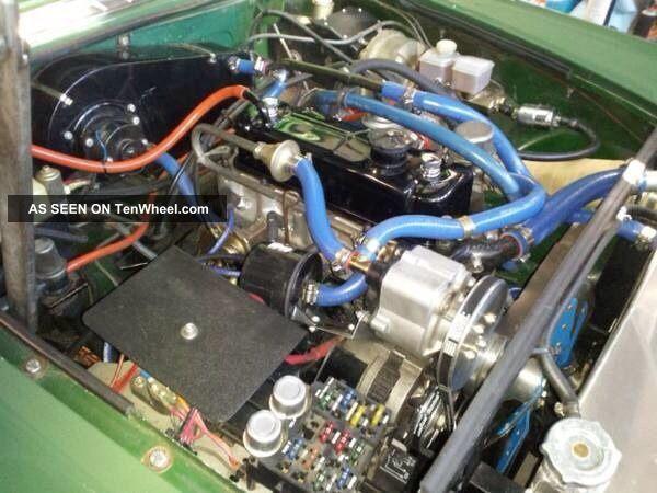 Mg Mgb Convertible 1976 Engine Etter Ten