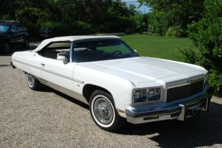 1975 Chevrolet Caprice Classic Convertible photo