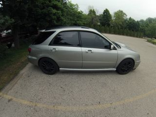 2005 Subaru Impreza Wrx Wagon 4 - Door 2.  0l photo