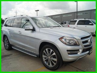 2013 Mercedes - Benz Gl - Class Gl350 Bluetec All Wheel Drive 3l V6 24v Diesel photo