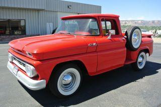1962 Chevrolet Truck C / 10 1 / 2ton photo