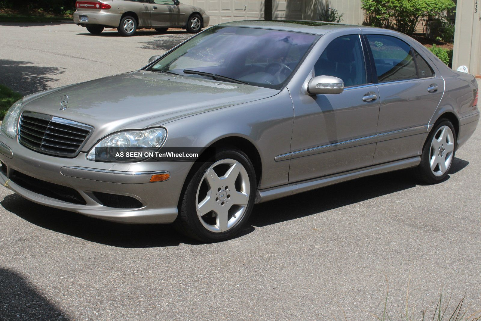 2004 mercedes s430 4matic 4dr sdn 4 3l