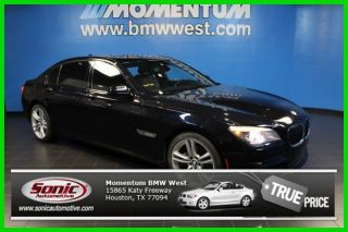 2011 740li Turbo 3l I6 24v Automatic Rear - Wheel Drive Sedan photo