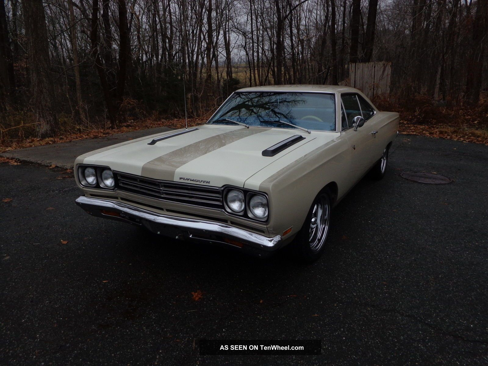 1969 Plymouth Road Runner - A Real Muscle Car Road Runner photo