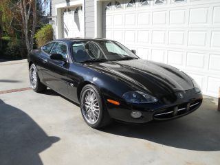2003 Jaguar Xk8 Coupe photo