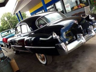 1949 Cadillac Sedan Solid Classic Big As A Limo Priced To Sell photo