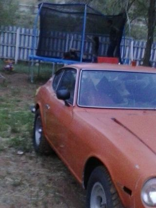 1972 Datsun 240z Running Project photo