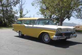 1959 Ford Country Sedan Base 5.  8l photo