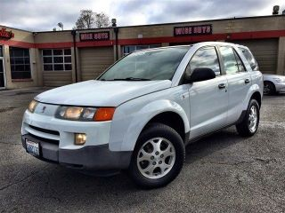 2003 Saturn Vue 3.  0l V6 Awd Mechanics Special photo