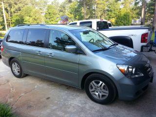 2007 Honda Odyssey Ex - L Mini Passenger Van 4 - Door 3.  5l photo