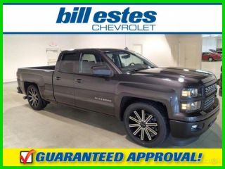2014 2wd Double Cab 143.  5