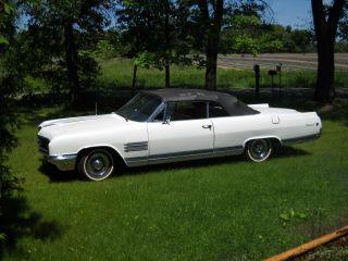 1964 Buick Wildcat Convertible photo